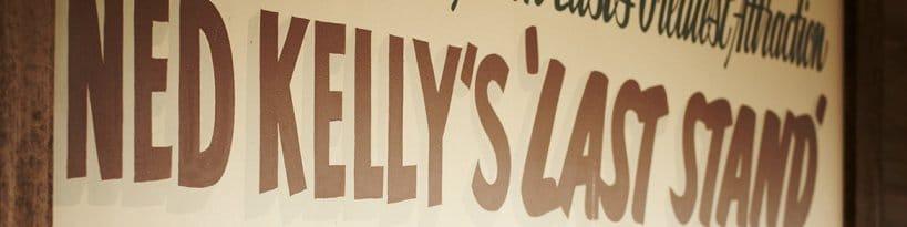 Glenrowan Ned Kelly