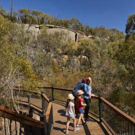 Chiltern Yeddonba Aboriginal Cultural Site - 4