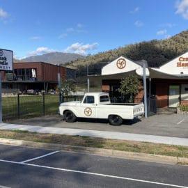 Crank Handle Brewery Mount Beauty