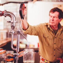 Hurdle Creek Still Simon Brooke Taylor Milawa gin