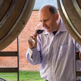 Ian Diver Campbells barrel durif