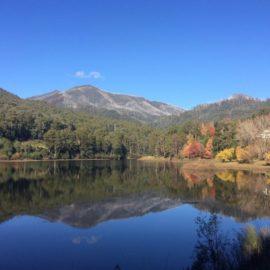 Lake Guy Mount Beauty