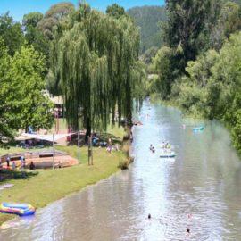 Porepunkah river pool