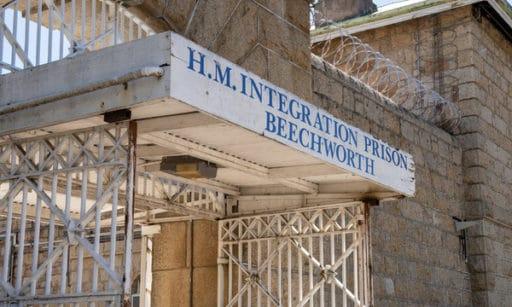 Beechworth Gaol