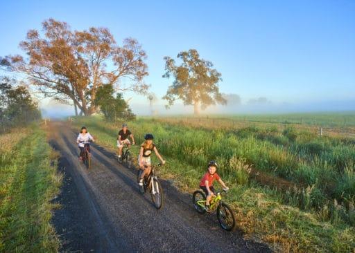 GVRT Mansfield family ride