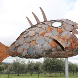 Rutherglen Arts Rutherglen Sculpture Trail - 1