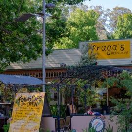 Fraga's Cafe marysville Murrindindi spring summer