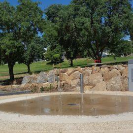 Tallangatta Foreshore Splash Park