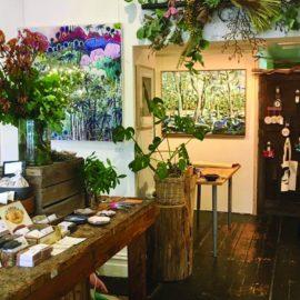 Inside Arcadia Gallery