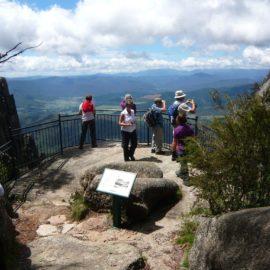 Hiking Mount Buffalo