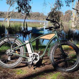 Rutherglen Radler E bike hire
