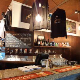 Jamieson Brewery Bar