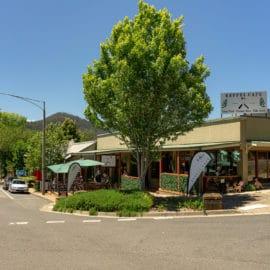 Keppel Cafe Marysville Murrindindi summer