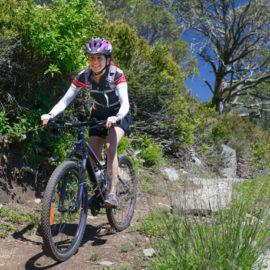 Falls Creek Mountain Bike Park Discharge Intermediate XC