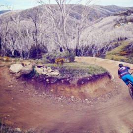 Falls Creek Mountain Bike Park Wishing Well Intermediate Flow