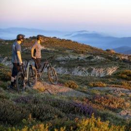 Falls Creek mountain bike summer