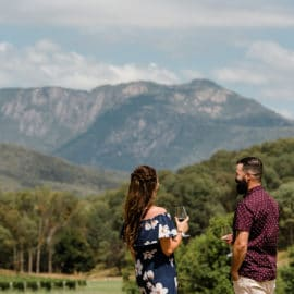Best of Alpine Valleys Escape Mayford wines