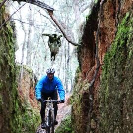 Yackandandah Mountain Bike Park Carcass Canyon Trail