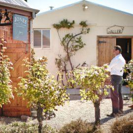 jones winery rutherglen north east victoria