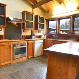 Feathertop Retreat Kitchen