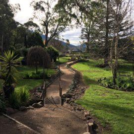 Pathway to Gazebo