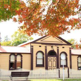 Jamieson Memorial Hall