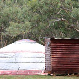 Yarranungara Yurt Retreat