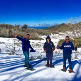Snow Shoe Rambles