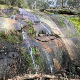 Lima Falls near Benalla