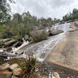 Wilhelmina Falls Walk