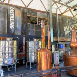 Backwoods Distilling Co Distillery Door