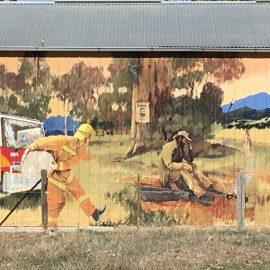 CFA Mural Tatong
