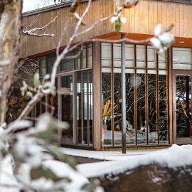 Entrance of Onsen Retreat