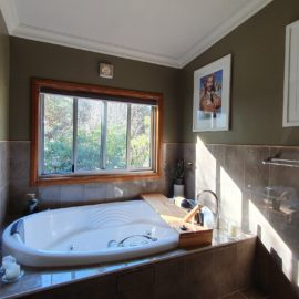The Outta Towner Spa Room