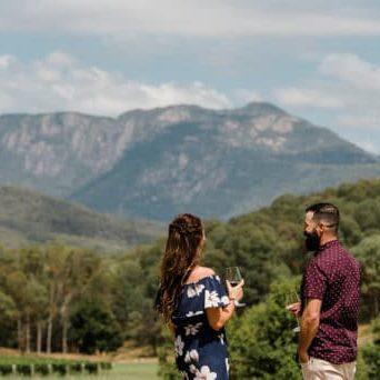 Best of Alpine Valleys Escape Mayford wines