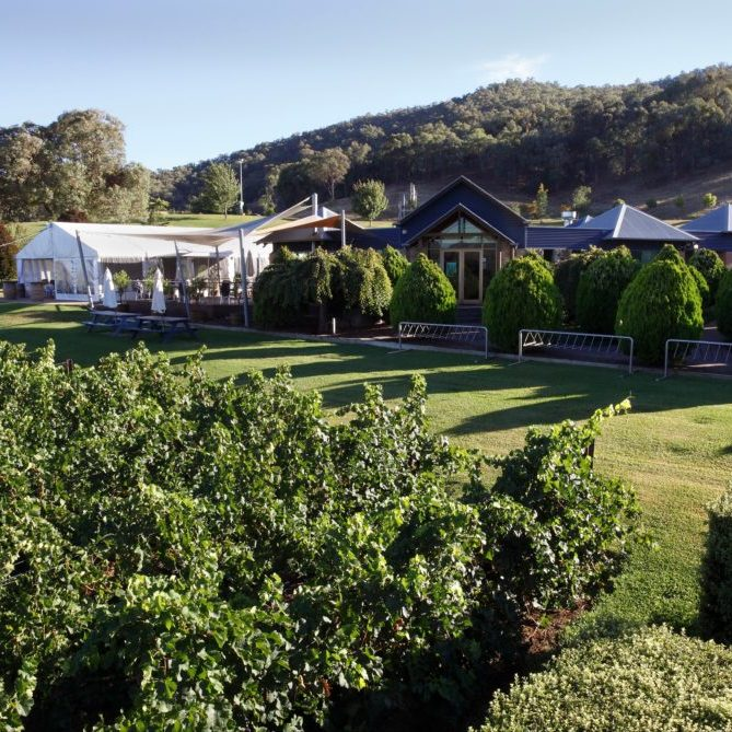 Gapsted Wines - Cellar Door and Restaurant